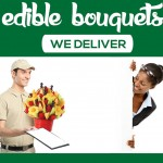 Edible Bouquets - We Deliver