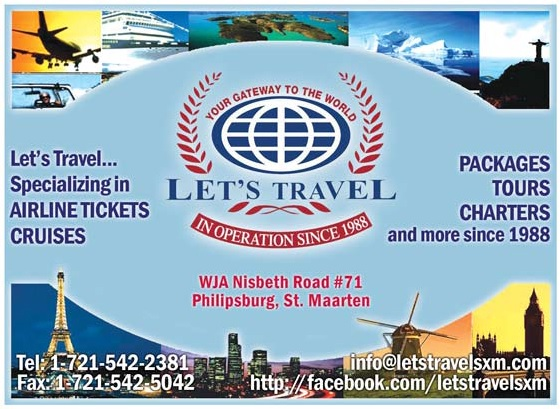 Let's Travel travel agency
