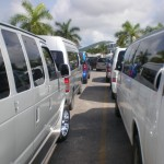 Tour St. Maarten in our comfortable airconditioned vehicles