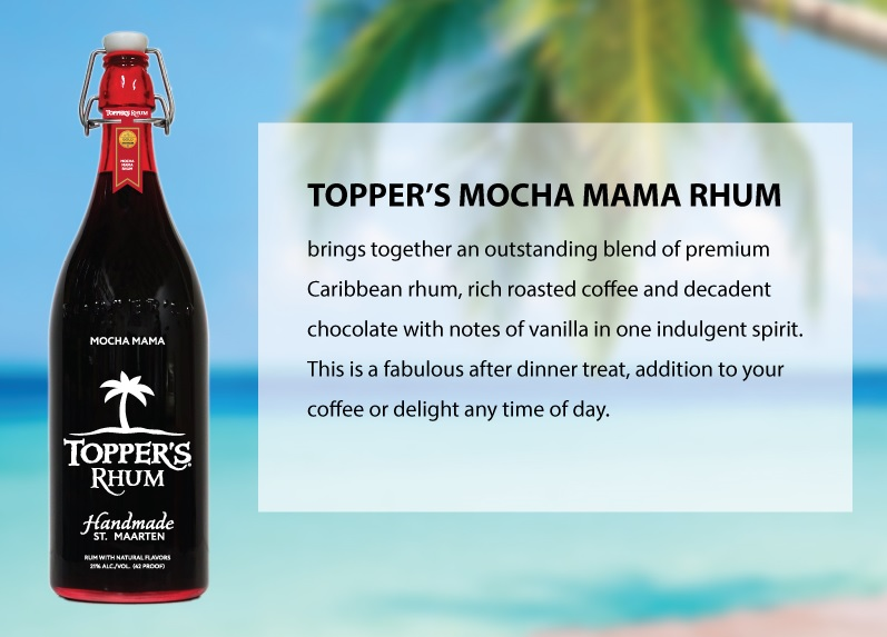 Topper's Mocha Mama Rhum