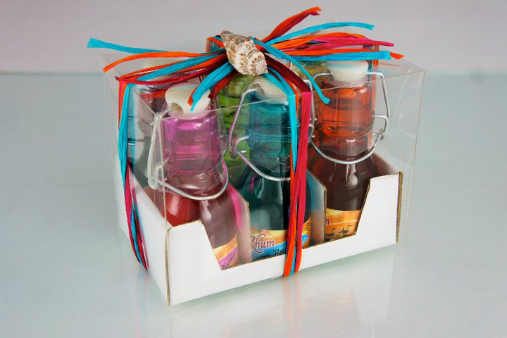 Topper's Rhum Giftbox