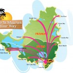 Tour SXM Your Way Map