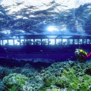 Seaworld Explorer Submersible