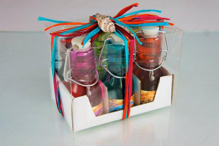 Topper's Rhum Giftbox