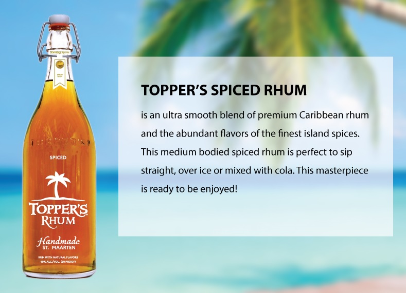 Topper's Spiced Rhum