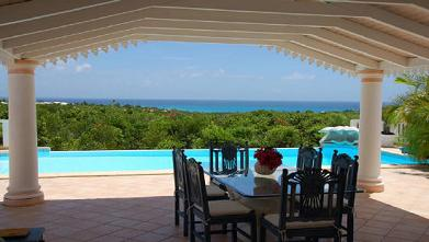 Villa Harmony available for rent in St. Martin